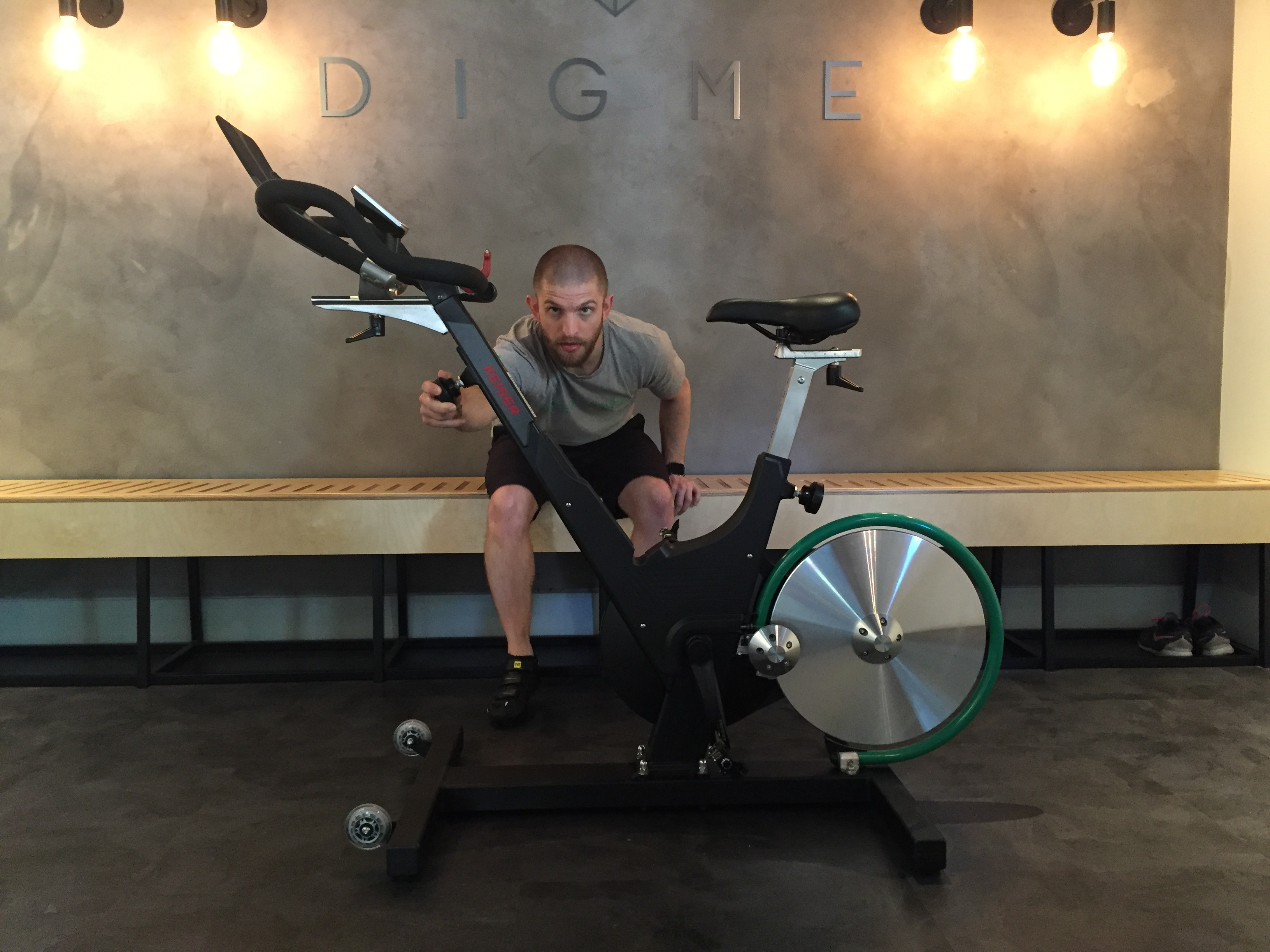 How to set up your spin bike