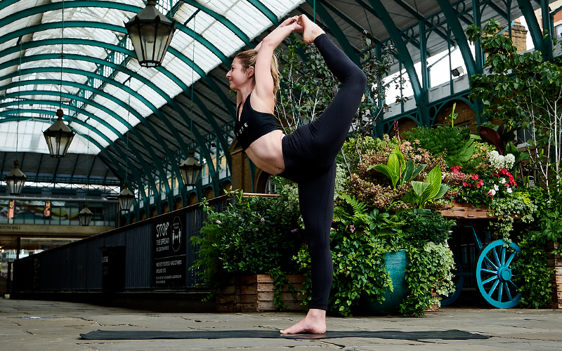 NEW FACES TO FLOW WITH at Covent Garden